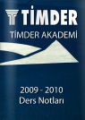 TİMDER Akademi - Eylül 2009