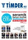 TİMDER Dergisi - Ekim-Aralık 2016