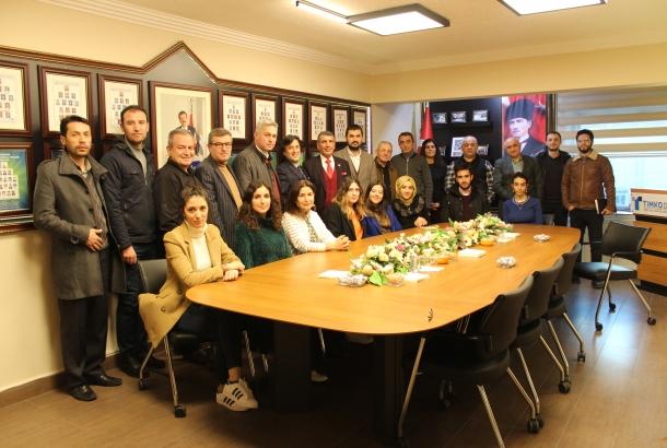 ''YAKIN GELECEĞİN PAZARLAMA TRENDLERİ'' KONULU EĞİTİM SEMİNERİ TAMAMLANDI